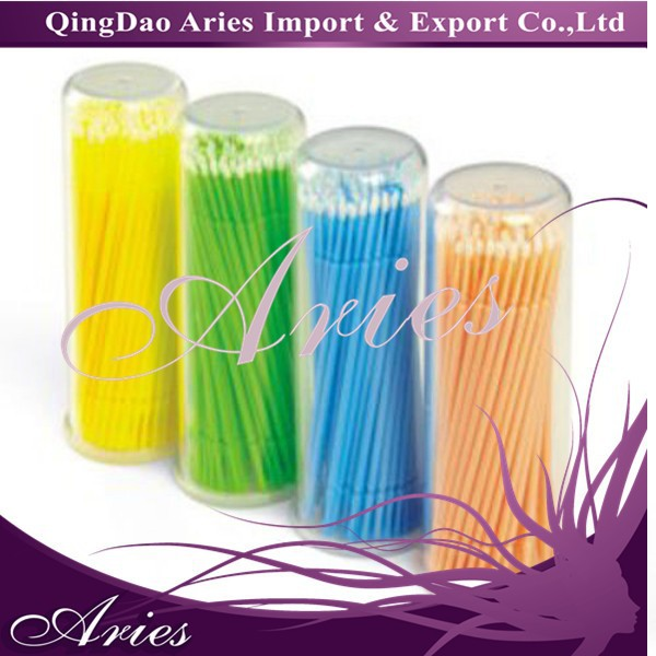 Regular Micro Brush 1 Tube - 100pcs Eyelash Extension