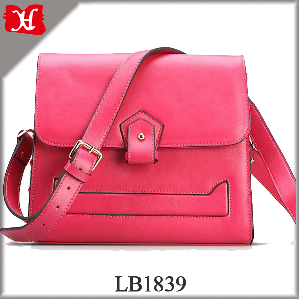 goat leather women handled style strap red handbags