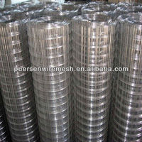 stainless steel welded wire mesh fencing materials