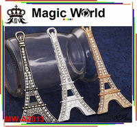 eiffel tower diy alloy for mobile phone case