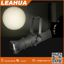 LED studio theater leko spot light 200W Ellipsoidal Profile Spot Light