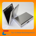 RFID Wallet Offers Best Protection Against RFID Scanning Criminals - High Quality Stainless Card Hold