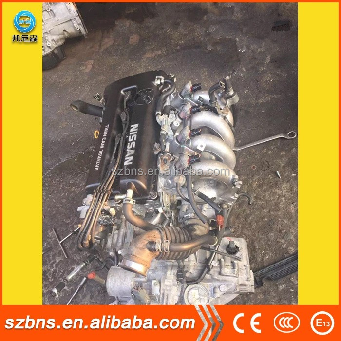 Used car engines and half cut from japan S15 Silvia 200sx SR20-DET gasoline engine