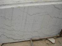KR Competitive Price Carrara White Marble, white composite marble