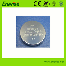 3V CR2032 Lithium Manganese Button Cell battery and with PINS