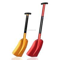 Telescopic Aluminum Car /Snow Shovel