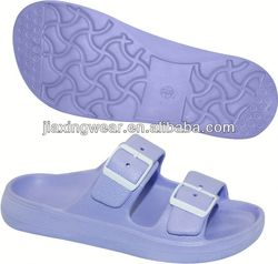 Injection eva shoe material for beach and promotion,light and comforatable