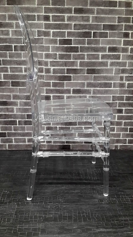 New design plastic wedding chair for sale