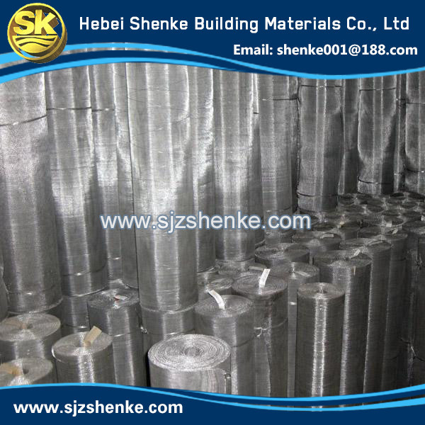 0.01M-0.02MM Stainless Steel Wire Mesh Screen