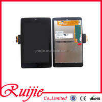 Original new for LG Google Nexus 7 LCD Digitizer Assembly