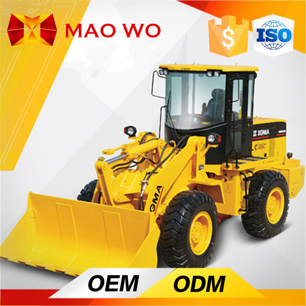 Xiamen best quality XGMA 935H 3 ton Wheel Loader for sale