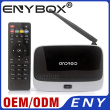 Rk3188 Quad Core Ram 2Gb Bluetooth4.0 Built in IR Remote Control 802.11B/G/N Wifi External Android Tv Smart Box