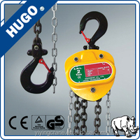 Low price customized parts of chain block