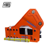 Construction Machinery excavator spare parts Hydraulic rock Breaker for sale