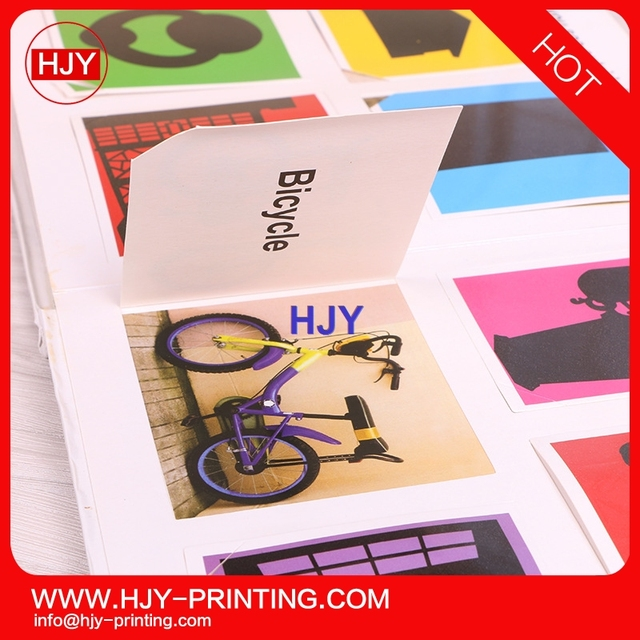 Interesting e kids filling book with marker pen,colorful books for kid