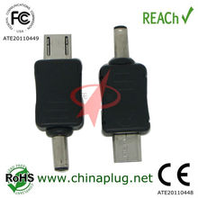 Short charger adapter 3.5mm to usb converter