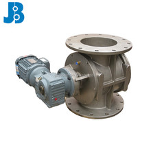 Effecient energy-saving airlock rotary valve stainless steel design/stainless steel divert valve