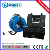 Cheap price deep water monitoring system 200m underwater deep water well inspection camera 700TVL BS-ST32D