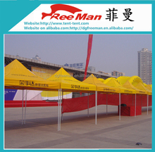 Gazebo Canopy Commercial Fair Shelter Car Shelter Wedding Party Easy Pop Up Folding Exhibition Tent