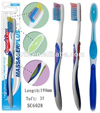 Daily home use products soft tooth brush for adults