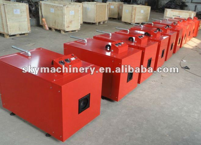 WOB-10 china supplier/recycling used oil/waste oil boiler