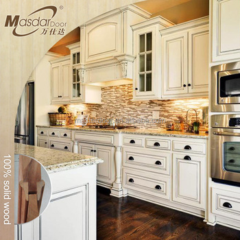 Ready to assemble modern solid wood kitchen cabinets buy for Solid wood modern kitchen cabinets