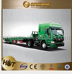 Hot Sale Road Diesel 8-10 cars 2 axle hydraulic car carrier 2 axles rear tipping , truck trailer used for sale germany