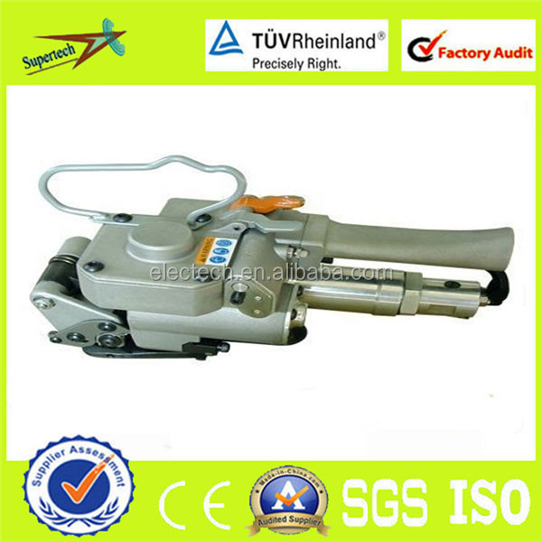 CE Certification Pneumatic Hand Portable Strapping Machine
