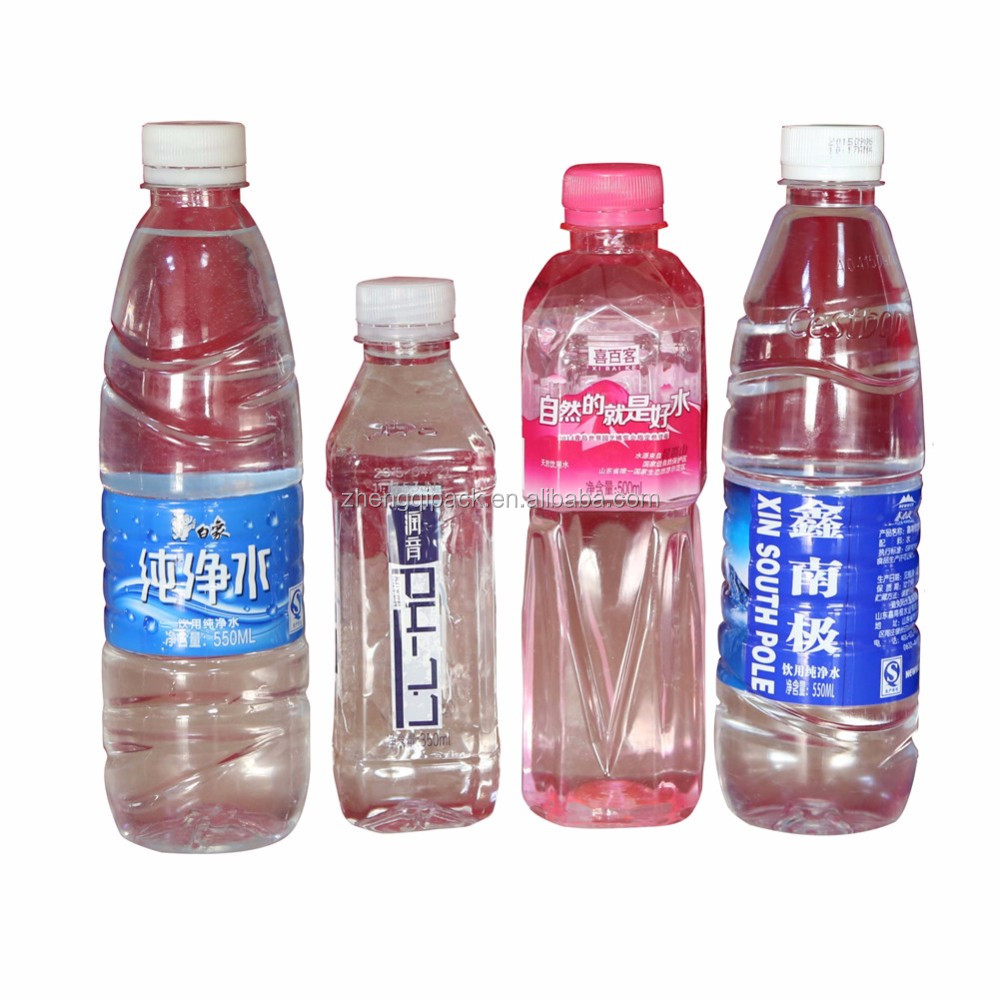 plastic sleeve for bottles