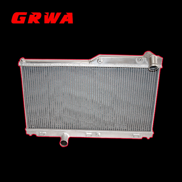 Racing Auto Parts Full Aluminum Radiator For Mazda RX7 92-95