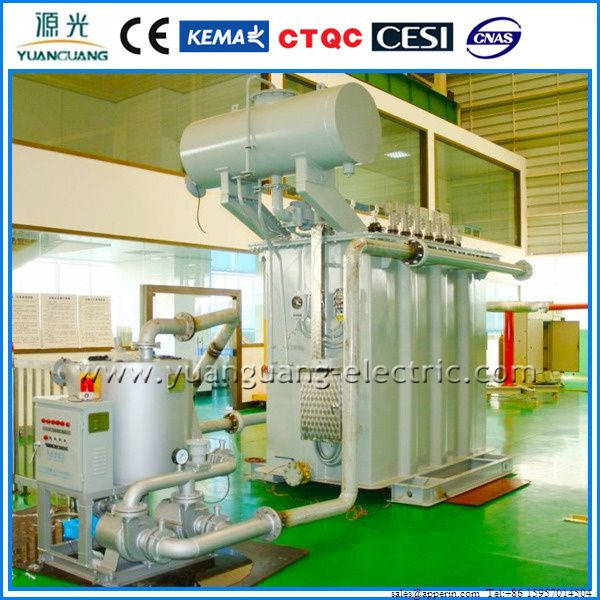 220KV Oil-immersed Power Transformer 3-phase transformer core