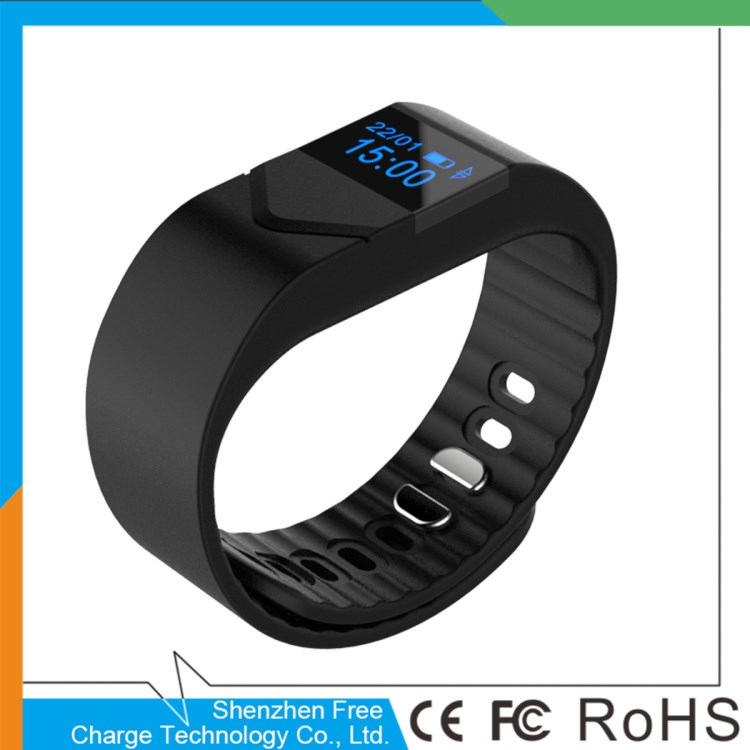 Smart Bracelet M5S Bluetooth 4.0 Fitness Activity Tracker Watch Sports Health Wristband Include Fitness Sleep Monitor