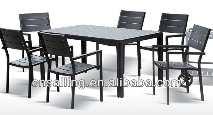 Hot sale Outdoor All Weather chinese antique wooden carved table and chair