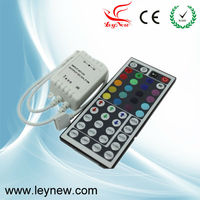 Competitive price and good quality led 44-key rgb ir controller