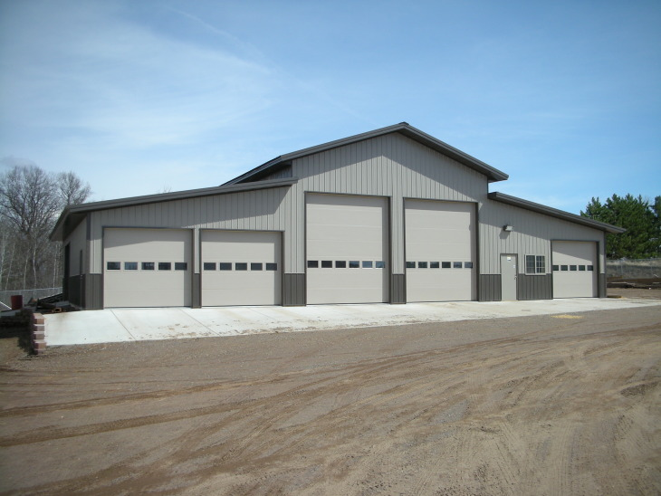 China Steel structure buildings warehouse workshop made in Qingdao