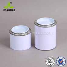 1 pint Wholesale small metal can oil seal tin