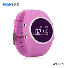 Waterproof Online shopping kids gps wrist watch tracking device,electronic kids smart watch with wifi