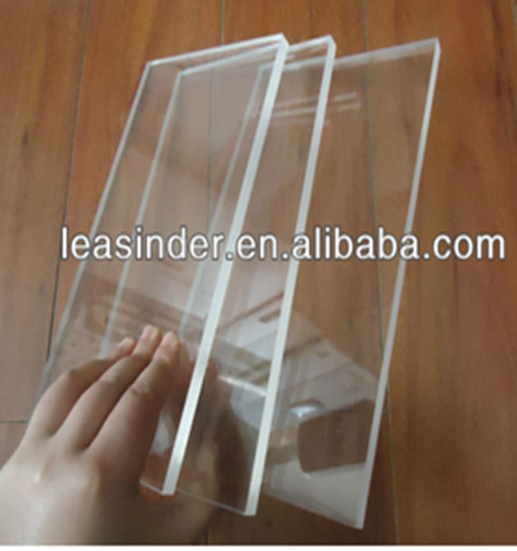 4.5mm optical transparent acrylic plastic sheets used for LGP light guide plate 100% virgin PMMA
