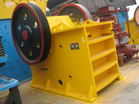 CE certified pe series jaw crusher / mining equipment