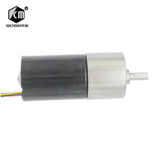 Factory Supply 12V DC 212R/Min Low Noise Long Life High Torque Brushless Gear Motor