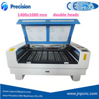 Commercial 1410 wood die cutting laser cut machine