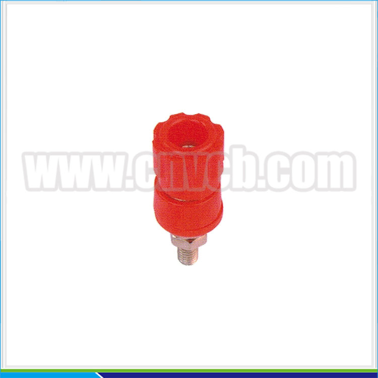 BP20 JS series JS-999 Thread Speaker Binding Post Red Thread binding post
