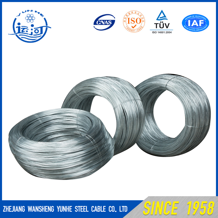 850Mpa wire rod sae 1006 steel sae 1008 On Wooden Reel