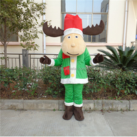 Factory new coming customized children christmas star costumes