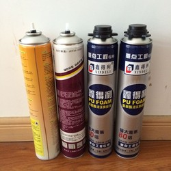 one component pu-foam sealant for wood