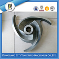 CUSTOMIZED AUSTENITE-MARTENSITE DOUBLE PHASE STAINLESS STEEL IMPELLER