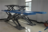 Factory sell portable car lift with second jack 5000KG