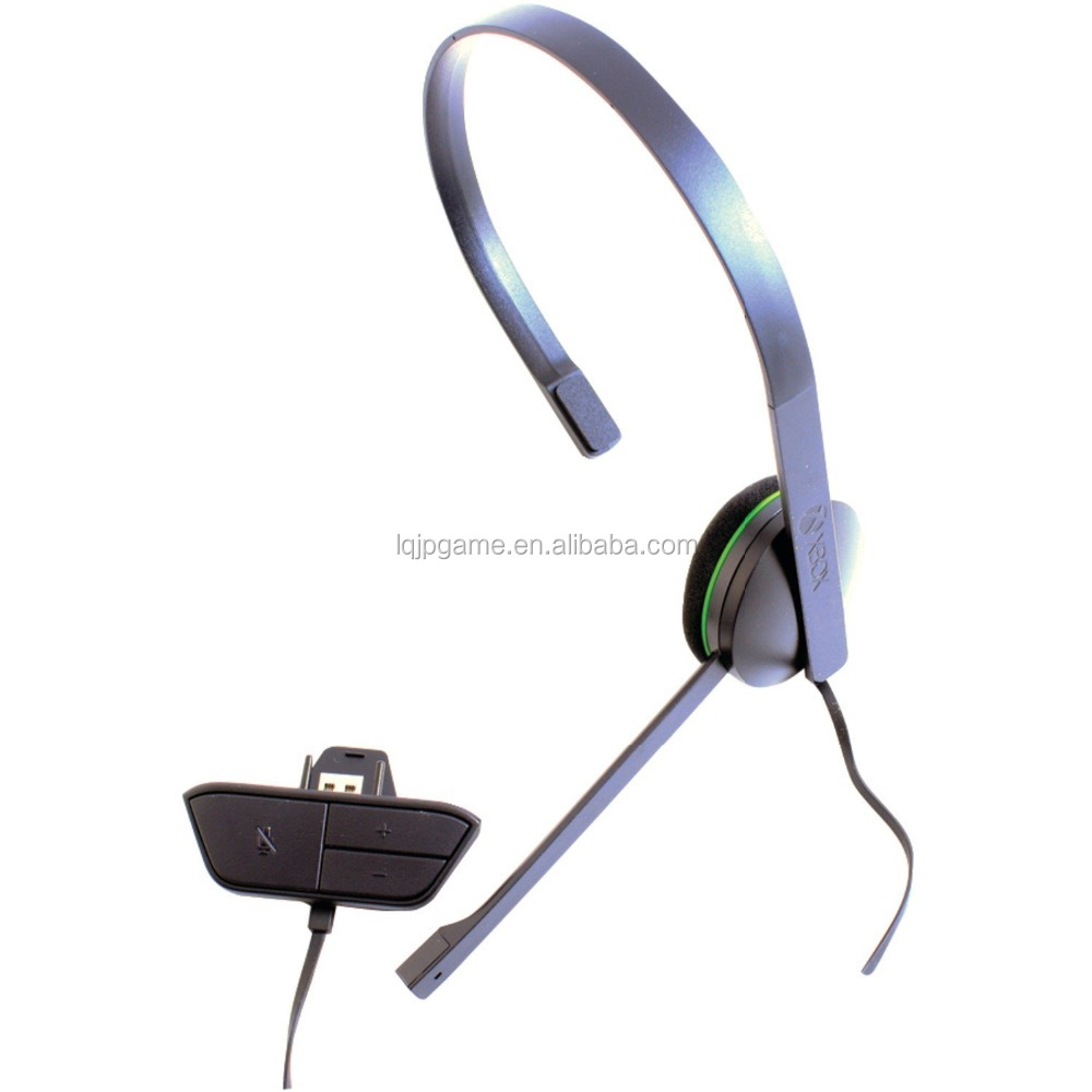 Chat Headset for Xbox One headset wholesale single ear headphone for xbox one