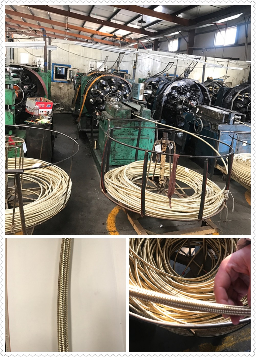 SAE 100 R1 AT Standard industrial rubber hose