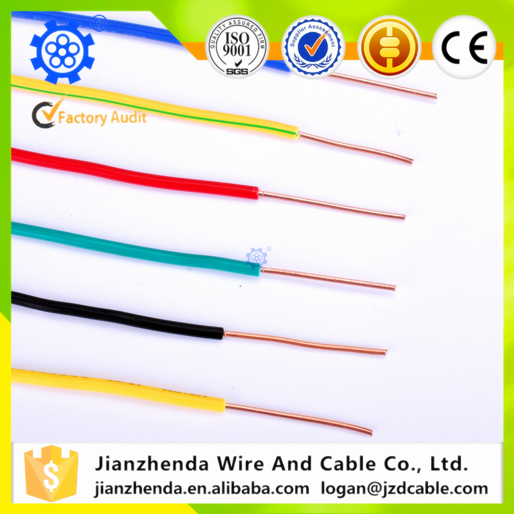 China cheap Electronic wire Cable